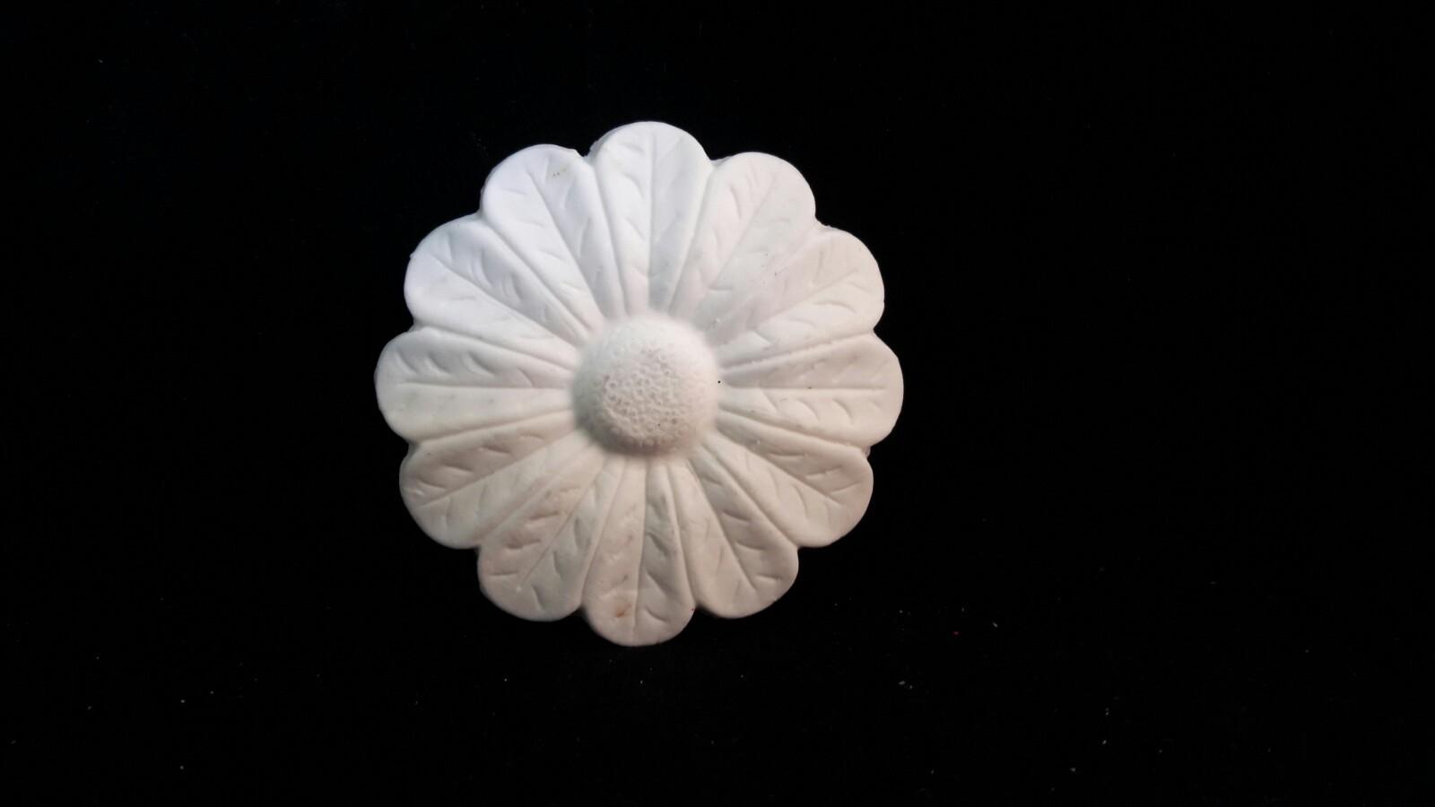 Adorno Flora 6,5x6,5 cms - 1