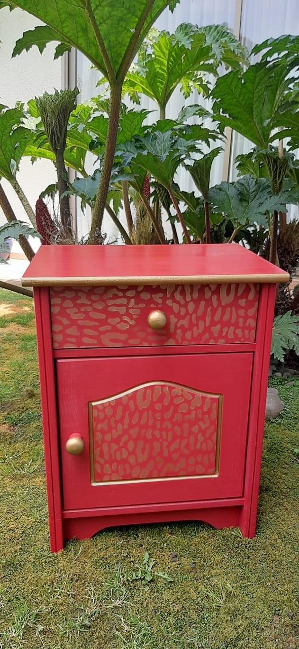 Pintura Vintage Rojo Italiano 500 ML
